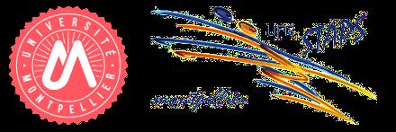 """Résultat de recherche d'images pour """"UFR STAPS montpellier logo"""""""